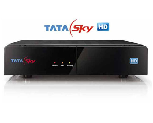 Tata sky HD Box